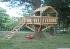simple kids tree house. Good Treehouse Designs Simple How To Build A Tree House Plans Kids U