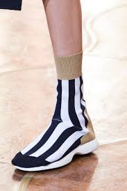 Ellecom Spotlight The Best Shoes From Paris Fashion Week Spotlight And