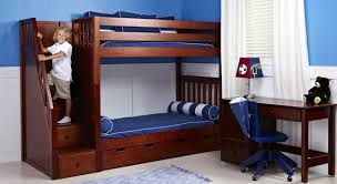 bunk beds with stairs. Inspiring Bunk Bed With Stairs And Drawers Beds The Minivans Of Childrens Furniture Part 1