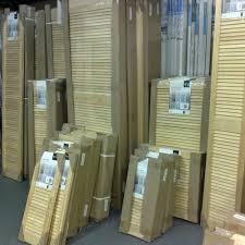 Pine Cabinet Doors Buy Burbidge Internal Pine Louvre Vented Slatted Door Clearance