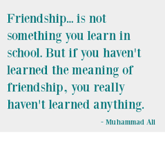 Friends Meaning Quotes Simple 48 Great Quotes About School Friends EnkiQuotes