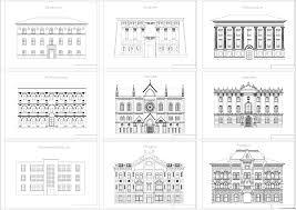 Курсовые и дипломные проекты по Архитектуре зданий и сооружений  Чертежи Основные черты архитектурных стилей
