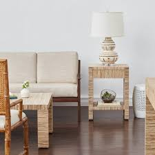 Grasscloth Coffee Table The Well Appointed House Luxuries For The Home The Well