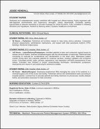Registered Nurse Resume Examples Custom Resume Templates Registered Nurse Resume Template Registered Nurse