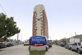 fairfield inn new york long island city manhattan view