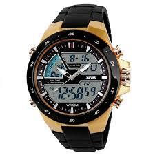 skmei 1016 g chronograph analog digital watch for men buy skmei 1016 g chronograph analog digital watch for men