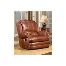 jemma tufted brown leather swivel gliding recliner chair true innovations glider rocker by