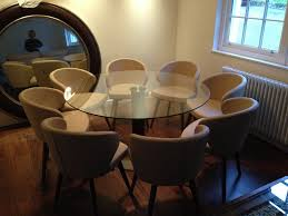 chair dining tables room contemporary: round pedestal dining table dining room contemporary with comfortable chair contemporary chair
