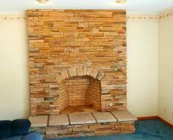 fireplace refacing after refacing fireplace refacing kits stone