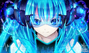 You may crop, resize and customize hatsune miku images and backgrounds. 7106 Hatsune Miku Hd Wallpapers Background Images Wallpaper Abyss