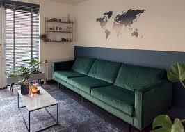 Kleuradvies Woonkamer Haarlem Studio Mind Interieurstyling