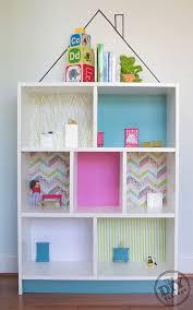 Billy Bookcase DIY Dollhouse IKEA Hack