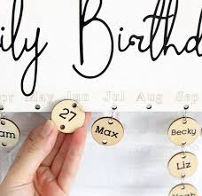 birthday board diy