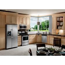 Kitchen Packages Appliances Frigidaire 4 Piece Stainless Steel Kitchen Package Frsskp Kitchen
