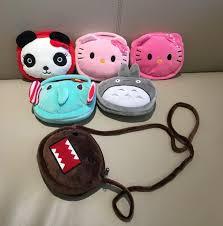<b>Kawaii</b> SIZE <b>12CM</b> Cartoon Panda Plush Backpack , <b>Baby Kid's</b> ...