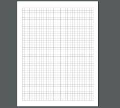 Printable Graph Paper Math Free With Numbers Grnwav Co
