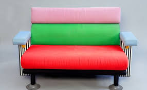 memphis furniture design. DISCUSS: What Do You Think Of The Memphis Furniture? Is It Fun Or Silly To Use Such Bold Colours And Shapes On Large Objects? Furniture Design