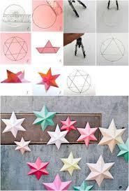 Origami De Noël Facile à Faire 6 Pliages Originaux