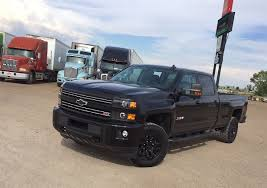 2016 Chevy Silverado HD Midnight Edition: This Just In [Poll ...