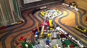Lego City Train Incl Maersk Youtube