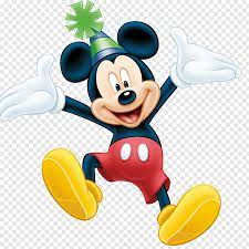 Mickey Mouse illustration, Mickey Mouse Minnie Mouse Birthday The Walt  Disney Company, mickey mouse free p… | Mickey mouse png, Mickey mouse art,  Mouse illustration