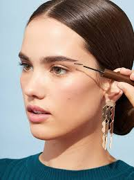 spoolie your brows and fill them in with a brow of your choice powders give a diffused natural look while pencils are more precise