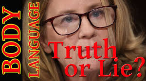 Image result for The Liar Christine Ford