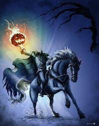 Image result for pics of a headless horseman