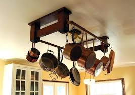 full size of pot rack chandelier with downlights image of kitchen island lighted ra lighting fixtures