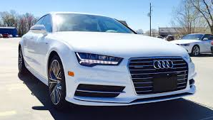 2016 audi a7 white. Beautiful Audi 2016 Audi A7 Prestige S Line 30T Quattro Tiptronic Full Review Exhaust  Start Up Short Drive  YouTube And White 1