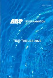 Abp Southampton Tide Tables 2020