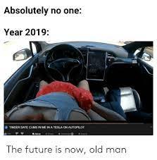Tinder Date Fucked Tesla