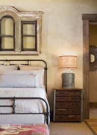 shabby chic bed linen bedroom shabby chic style with rough hewn wood sisal rug drum