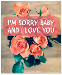 Im Sorry Quotes For Her Magnificent I'm Sorry Messages For Girlfriend Sweet Apology Quotes For Her