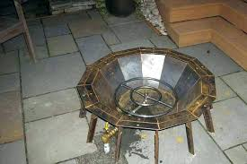 swingeing diy outdoor gas fire pit natural gas fire pit fireplace design ideas within fire pit