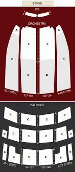 Paramount Theater Aurora Seating Chart Paramount Theater