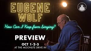 Barter Theatre - PREVIEW | Eugene Wolf: How Can I Keep From Singing? |  THREE NIGHTS ONLY! | Facebook