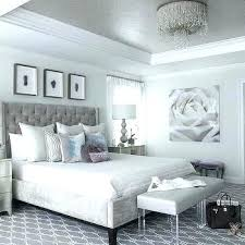 Grey White Bedroom White And Silver Bedroom Gray And Silver Bedroom ...