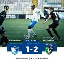 Dadaşlar - Maç Sonucu! BB Erzurumspor 1 - 2 Denizlispor...