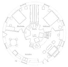 round house earthbag house plans Tiny House Plan Free 1 5 story 10 meter earthbag roundhouse tiny house plans free