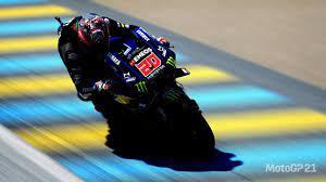 Fabio Quartararo Yamaha Monster Energy - MotoGP20 MOD 2021 - YouTube