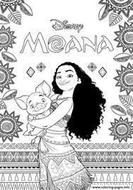Small Picture Free printable Moana coloring sheets for kids of all ages Na