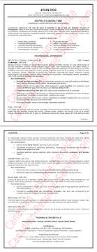 Sample Consultant Resume Template It Examples Oil Sevte