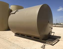 1000 Bbl Steel Production Tank Tanks Vessels