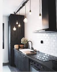 lighting idea. Unique Task Lighting Idea For A Kitchen