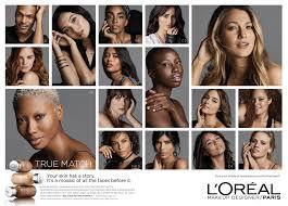 L Oreal True Match Shade Chart