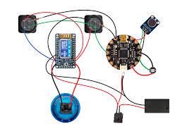 guitar wire diagram images circuit diagram 3d printed wireless midi controller guitar