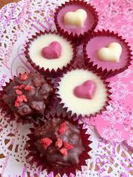 簡単 バレンタイン チョコ