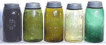 Greg Spurgeon Antique Fruit Jars