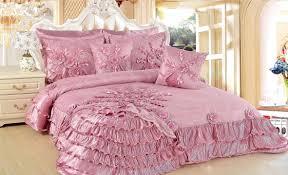 ruffle bed set line twin comforter black duvet grey ruffle bed set